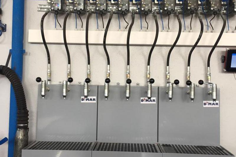 impianti centralizzati olio